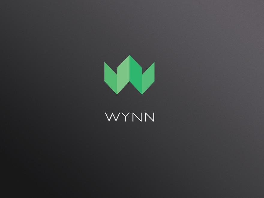 Wynn theme WordPress portfolio