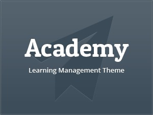 Academy Child WordPress template