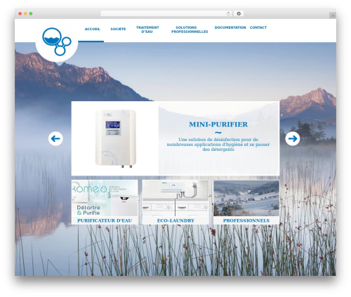 Best WordPress theme JointsWP (CSS) - tech-ozone.fr