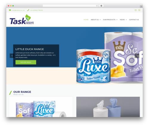 Free WordPress Page Visit Counter plugin - taskcp.co.uk