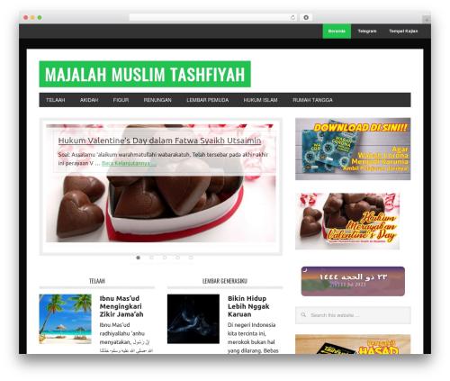 Free WordPress Simple Hijri Calendar plugin - tashfiyah.com