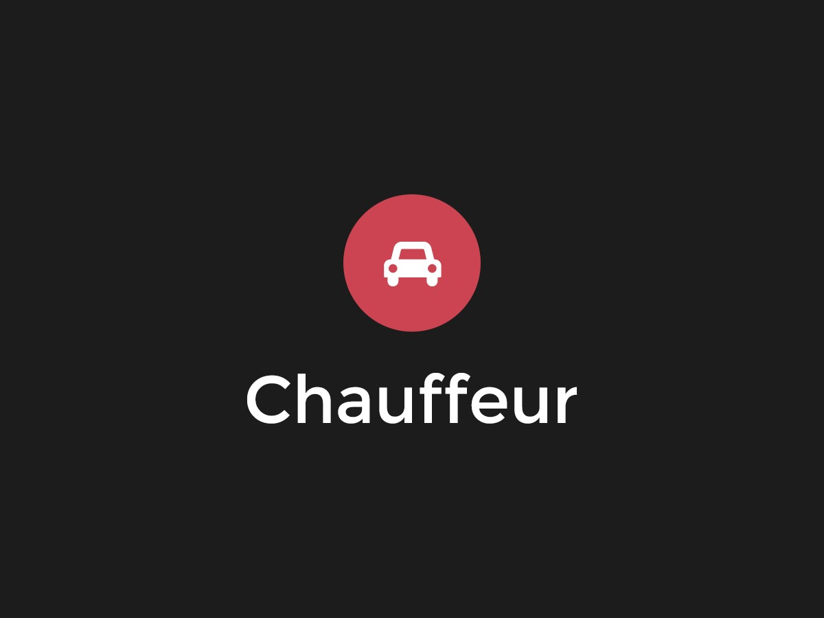 Theme WordPress Chauffeur