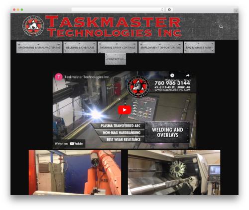 Theme WordPress Heap - taskmaster-inc.com
