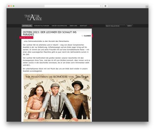 Theme WordPress RGB - theater-lassee.at