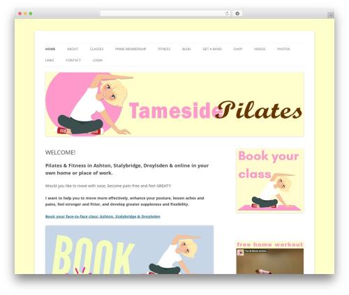 Free WordPress WP Simple Anchors Links plugin - tamesidepilates.com