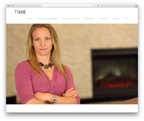 WordPress template X - theink.ca