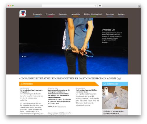 WP theme TST - theatresanstoit.fr