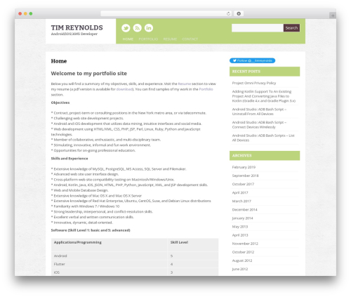 Free WordPress Code Prettify plugin by Kaspars Dambis - page 4