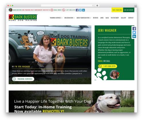 bigdogbroadcast2 theme WordPress - dogtraining-westmont-chester-pa.com