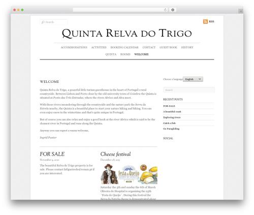 Elemin WP template - relvadotrigo.com