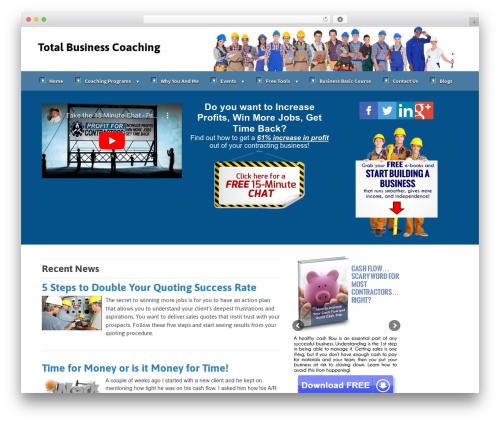 Free WordPress vooPlayer v4 plugin - total-business-coaching.com