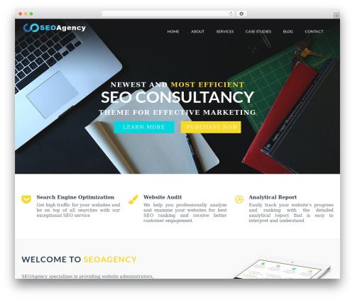 SeoAgency WordPress theme - searchengineconsultinggroup.com