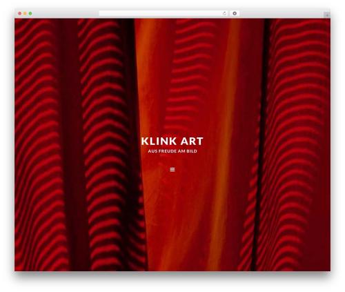 Best WordPress theme Genesis - klink-art.com