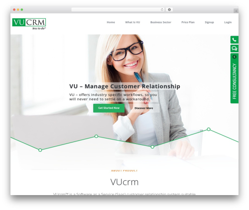 Best WordPress theme rosetta - vucrm.com