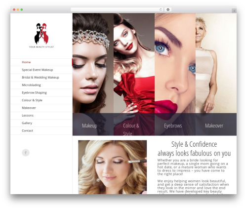 WP template Avada - yourbeautystylist.com