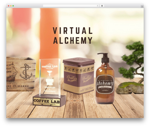Theme WordPress Betheme - virtual-alchemy.com