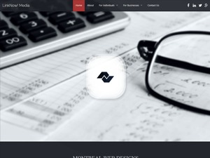 WP theme General Accountant5-V8