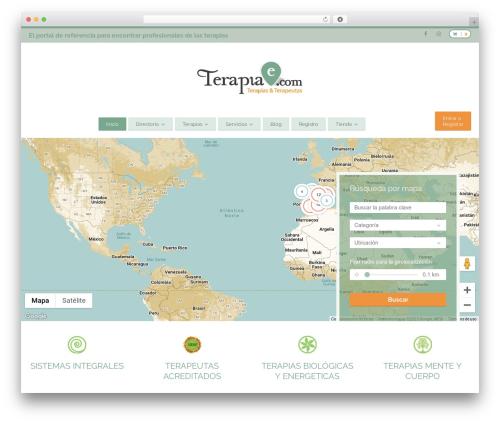 BusinessFinder+ WP template - terapiae.com