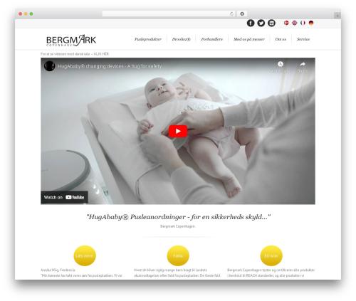 Template WordPress Lounge - bergmarkcopenhagen.com
