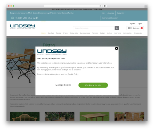 WordPress sitemap-with-woocommerce plugin - lindseyteak.com