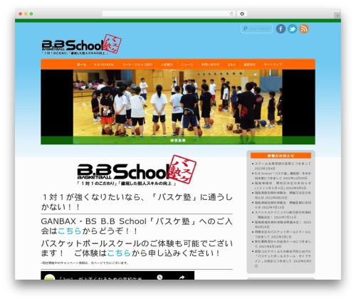 D5 Socialia WordPress template free download - ganbaxbs.com
