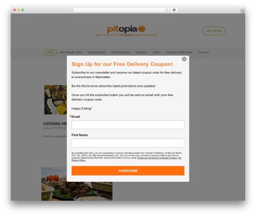 Theme WordPress SUNNYJAR - pitopiausa.com