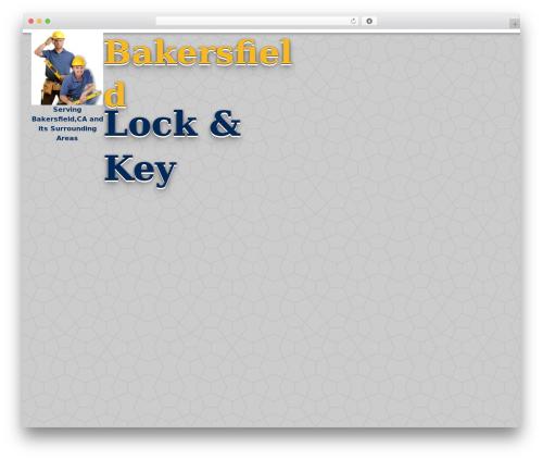 Jolene WordPress page template - bakersfieldlocknkey.com