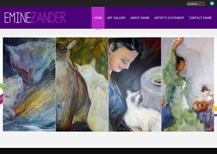Unicorn Child WordPress gallery theme