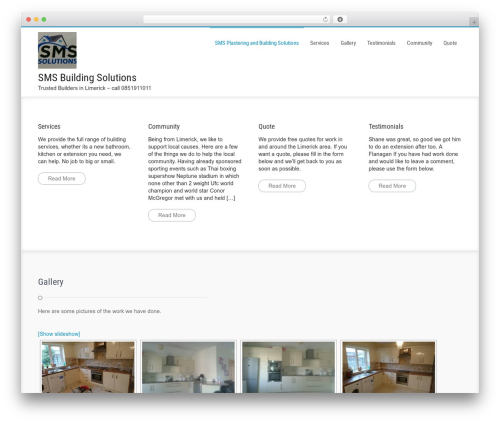 Businessweb Plus WordPress free download - smsbuildingsolutions.com