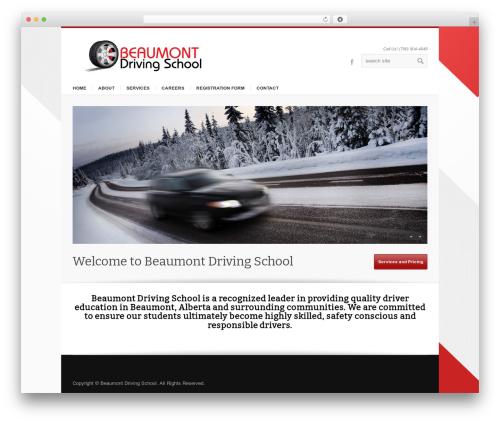 Free WordPress Companion Sitemap Generator plugin - beaumontdrivingschool.com