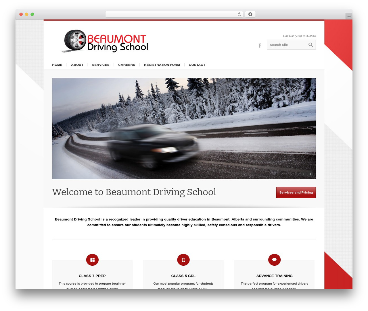 Theme WordPress Choices - beaumontdrivingschool.com