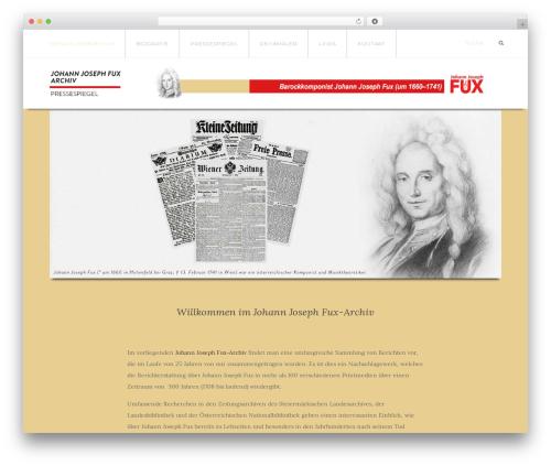 Activello WordPress theme download - fux-archiv.com