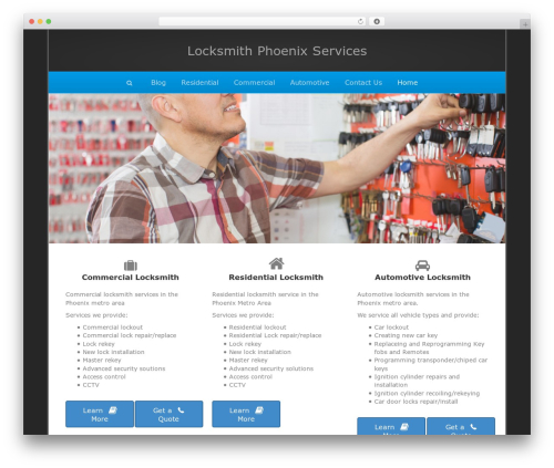 Wipi Theme premium WordPress theme - locksmithphoenixservices.com