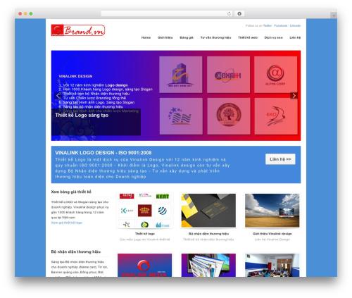 Template WordPress Workspace - thietkelogo.biz