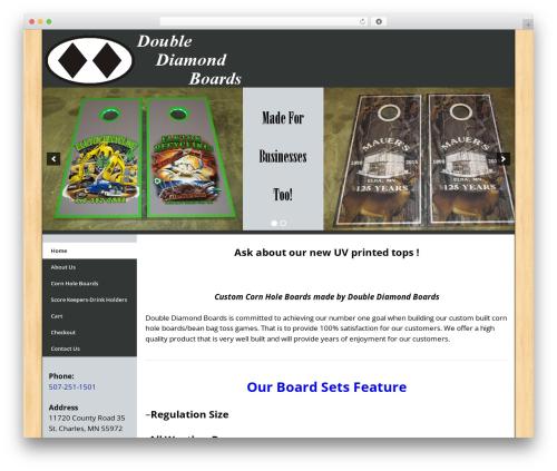 BsnTech Networks WordPress theme - doublediamondboards.com