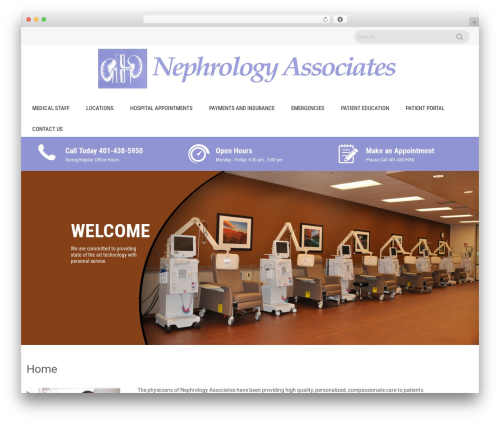 Sanitorium WordPress free download - nephrologyri.com