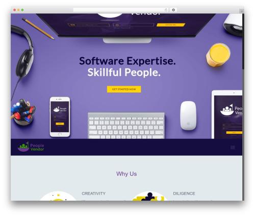 Betheme theme WordPress - peoplevendor.com