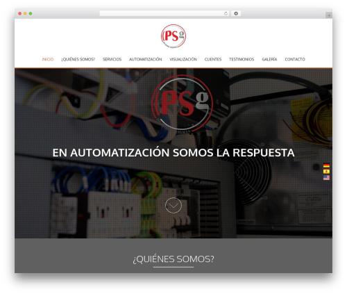AccessPress Parallax WordPress theme download - ipsglobalservices.com