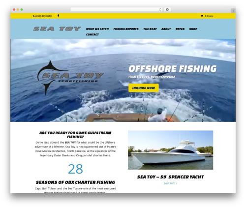 WordPress cff-masonry plugin - seatoy.com