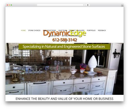 Divi WordPress page template - dynamicedgeinc.com