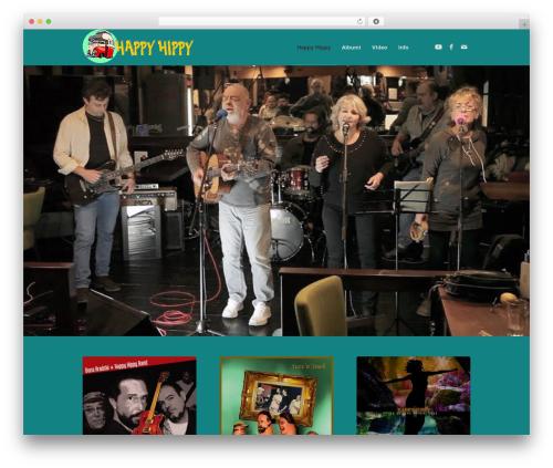 Enfold WordPress theme - aradski.com
