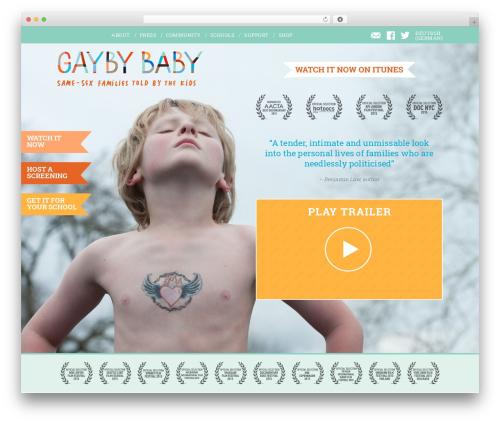 Free WordPress Feed Them Social – Facebook, Instagram, Twitter, YouTube & Pinterest plugin - thegaybyproject.com