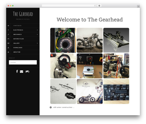 Free WordPress Font Awesome Icons plugin - the-gearhead.com