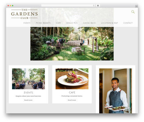WordPress final-tiles-gallery plugin - thegardensclub.com.au