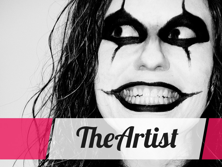 TheArtist WordPress theme