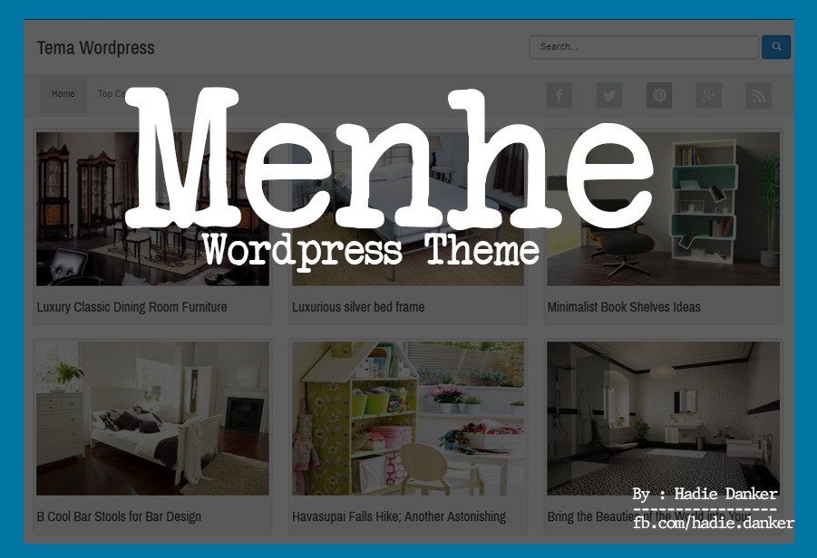 Theme WordPress MenHe