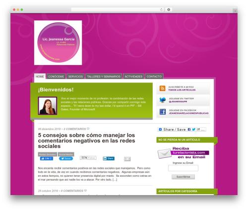 Free WordPress googleCards plugin - turelacionista.com