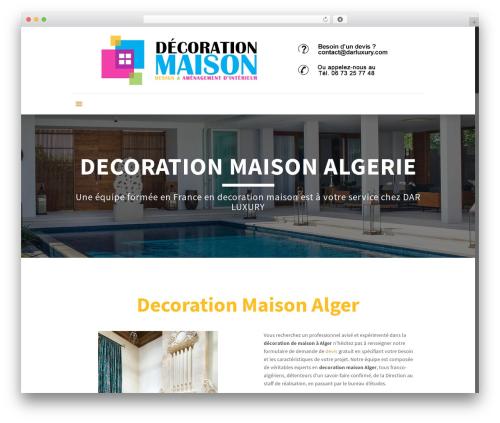 Theme WordPress Betheme - xn--dcoration-maison-bqb.com
