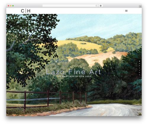 Theme WordPress Chloe - donlazodev.com