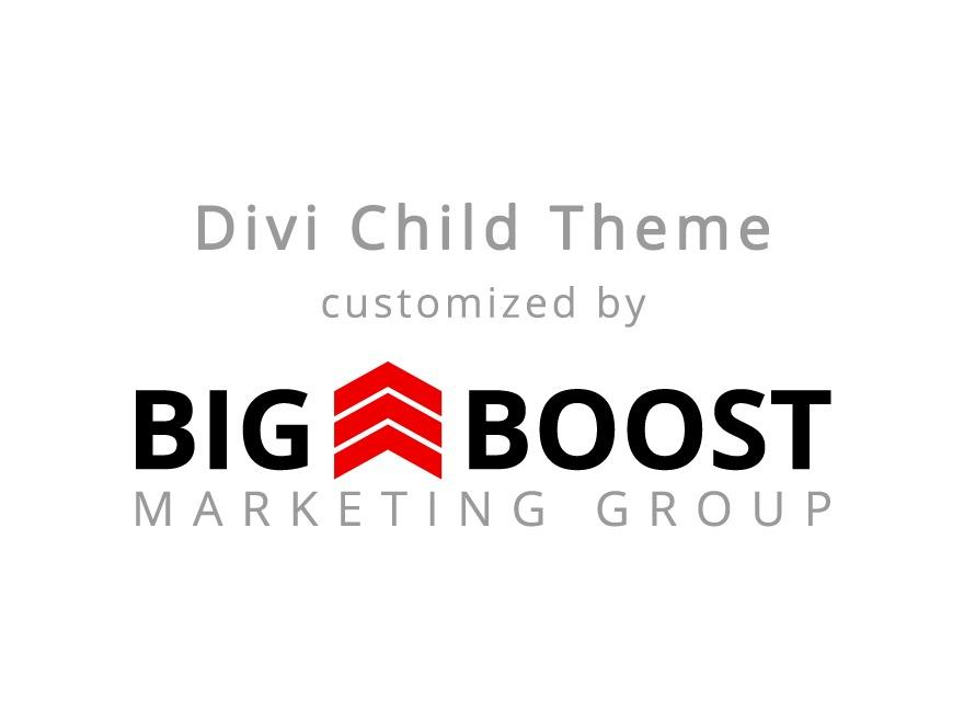 Best WordPress template TSP Divi Child Theme
